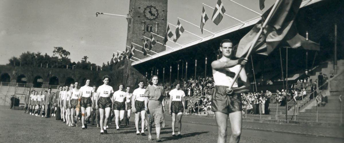 Internationella dövstumspelen 1939 på Stockholms Stadion