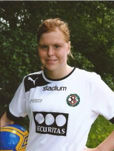 Amanda Håkansson. Foto: Privat