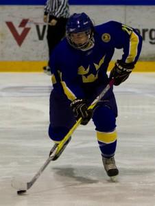 Adam Neverland under VM 2013 i Finland. Foto: Hans Rimberg